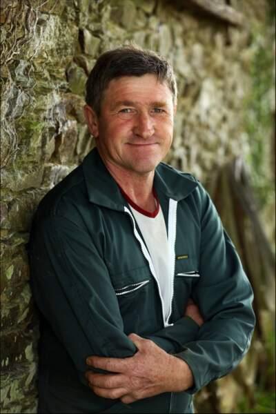 Philippe (le Breton), 52 ans, éleveur de vaches allaitantes.