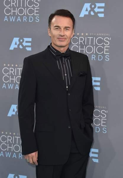 L'acteur est revenu dans les séries Full Circle, Dirk Gently et Marvel's Runaways