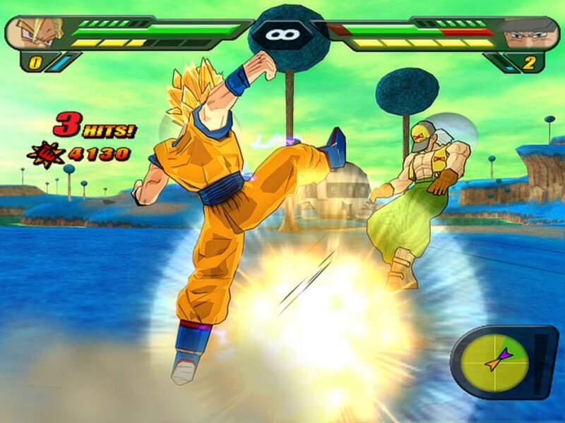 Dragon Ball Z: Budokai Tenkaichi 2 (2006-2007 - PlayStation 2 & Wii)
