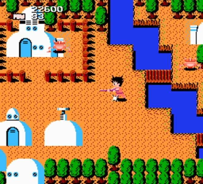 Dragon Ball : Le Secret du Dragon (1988 - NES)
