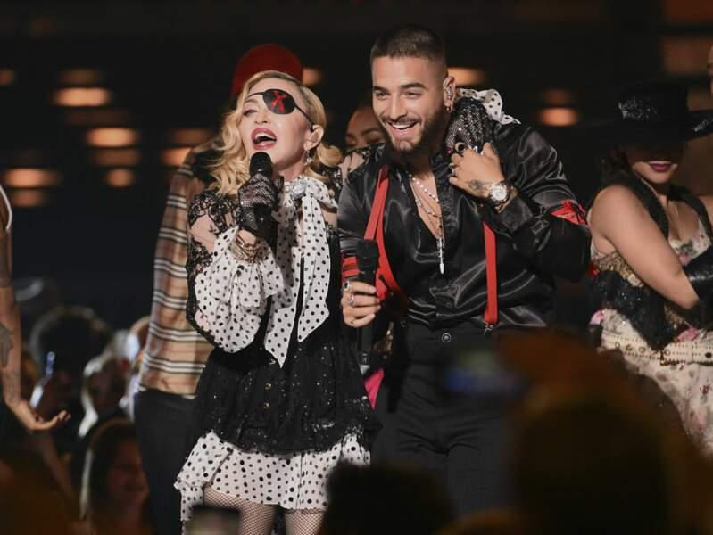 Madonna est de retour !