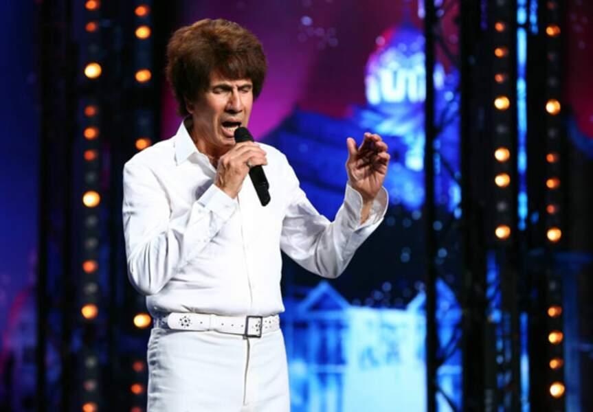 André Gilles, le crooner de La France a un incroyable talent