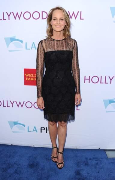 L'actrice Helen Hunt aussi, maman d'une petite Makena, 12 ans cette année.