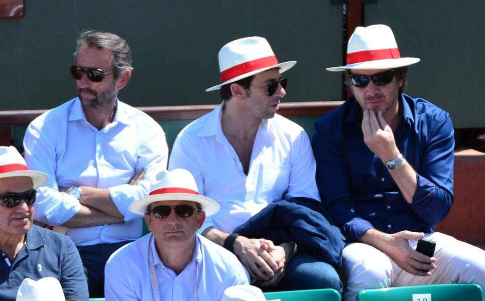 Jean Claude Blanc et Patrick Bruel parlent-ils de foot ou de tennis ?