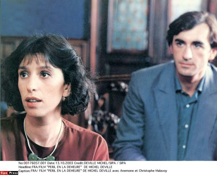 Péril en la demeure, de Michel Deville avec Christophe Malavoy (1985)