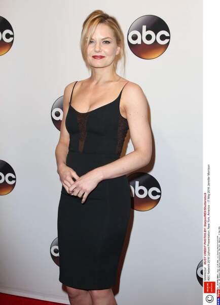 Après Dr House, Jennifer Morrison a été l'héroïne de la série Once Upon a Time