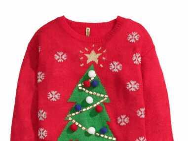 Pulls kitsch de Noël : La sélection Télé-Loisirs