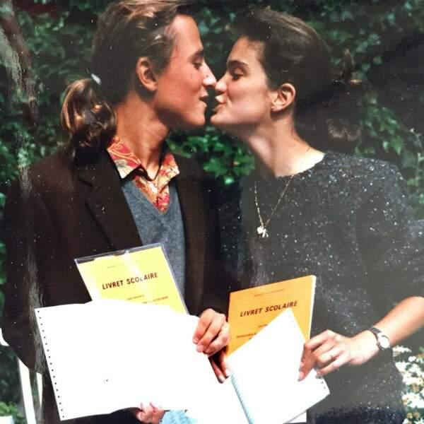 Dès les débuts, ce fut l'amour fou entre Alexandre et Juliette