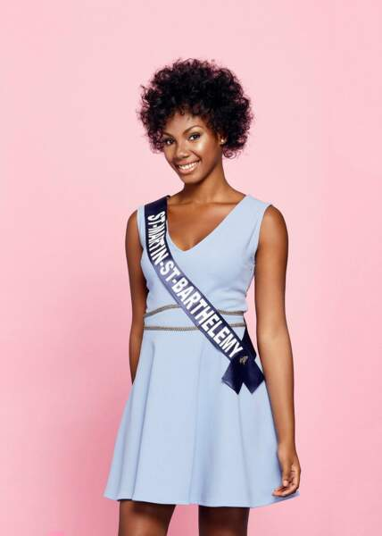 Miss Saint-Martin - Saint-Barthélemy, Allisson Geoges