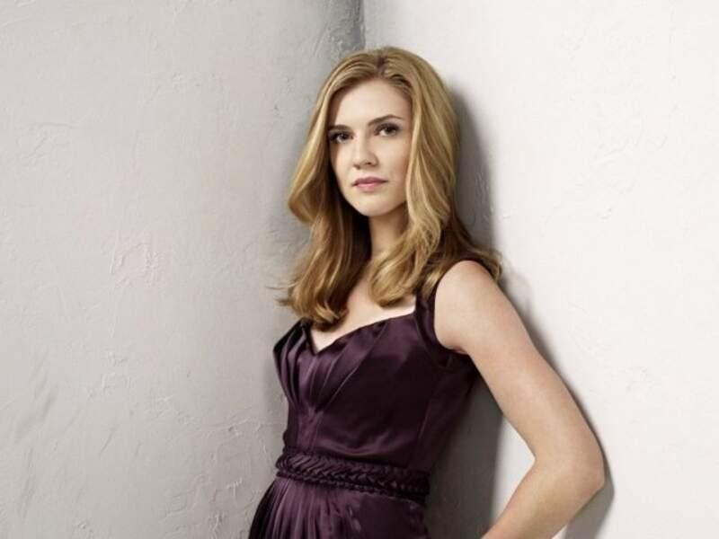 Sara Canning prêtait ses traits à Jenna, morte à la fin de la saison 2.