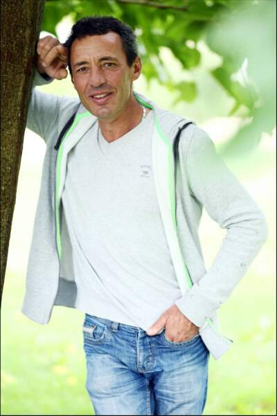 Jean-Noël, 47 ans, viticulteur et trufficulteur.