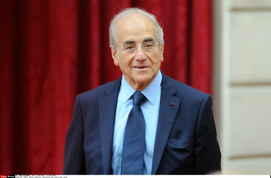 A 82 ans, Jean-Pierre Elkabbach reste une figure du PAF même si depuis octobre, il n'a pas repris ses rendez-vous sur CNews
