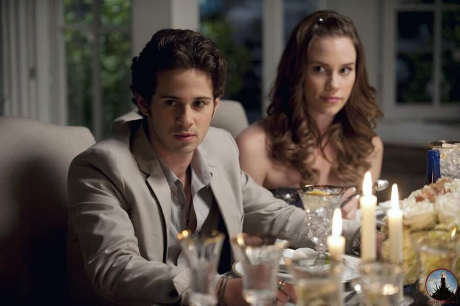 L'acteur a surtout joué depuis dans la série Revenge, avec le personnage de Declan