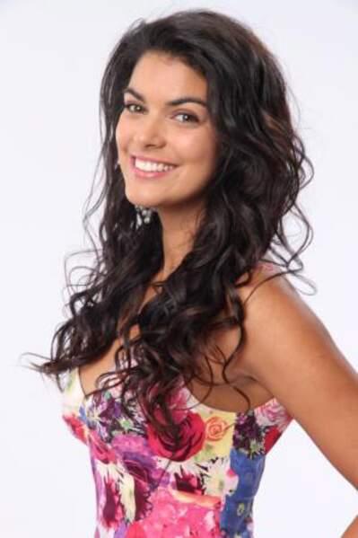 Rafaela Sofia Pardete est Miss Portugal
