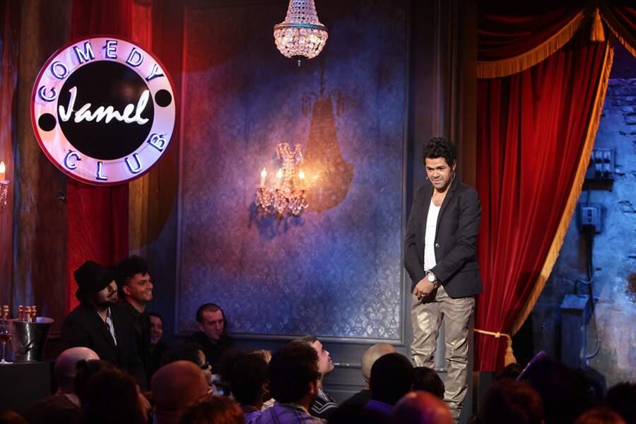 Jamel Debbouze au Jamel Comedy Club (2012)