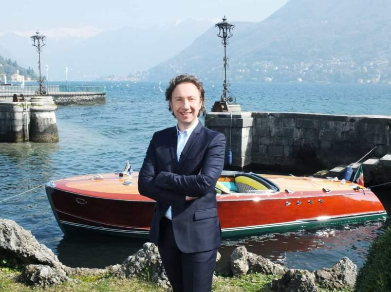 Stéphane Bern en Italie sur les traces de Maria Callas