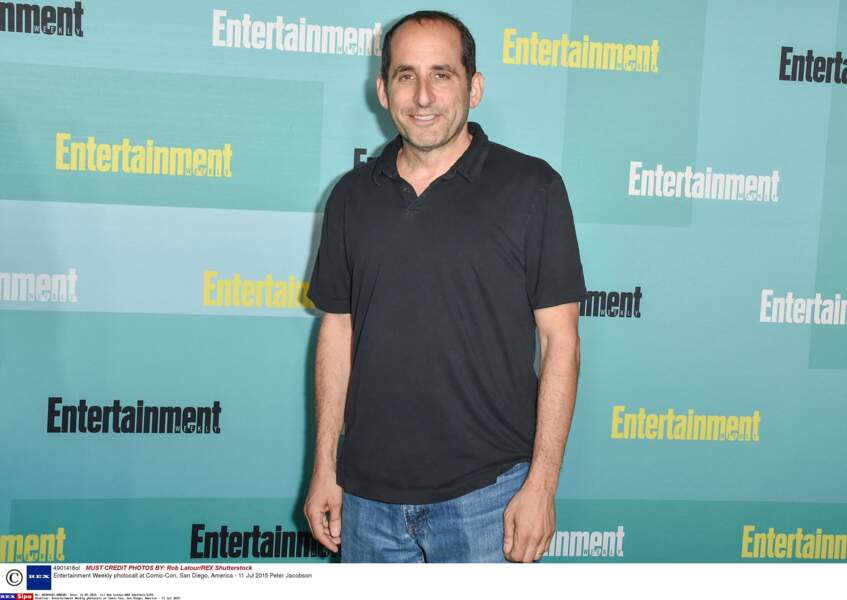 Depuis, Peter Jacobson a joué dans les séries Colony et The Americans