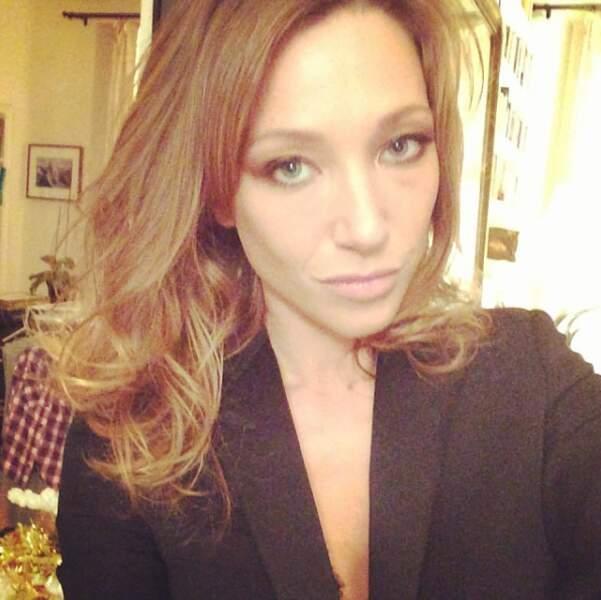 L'actrice française de 33 ans est très connectée sur les réseaux sociaux et notamment sur Instagram