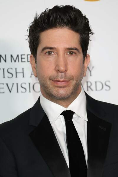 ... Et l'ex-star de Friends, David Schwimmer