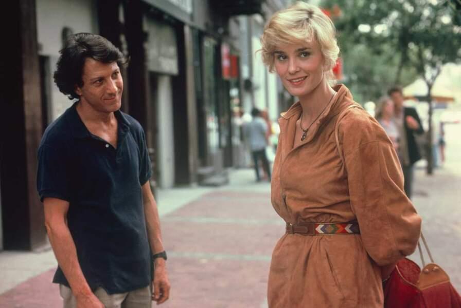 Dustin Hoffman devra-t-il choisir entre sa carrière ou son amour pour Jessica Lange ?
