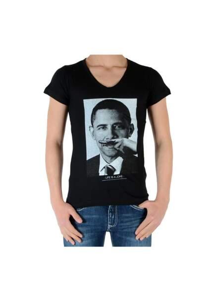 Offrez ce t-shirt branché Eleven Paris à vos enfants