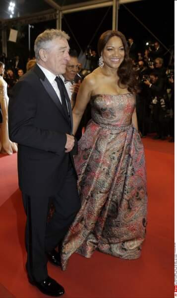 L'acteur mythique des Affranchis avec sa femme, beau couple !