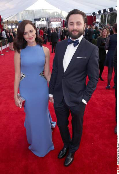 Alexis Bledel et Vincent Kartheiser mad in love