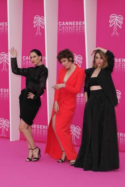 Les actrices de la série espagnole Perfect Life sont en pleine forme