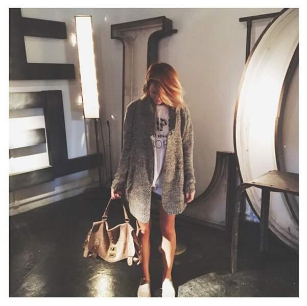 La blogueuse propose à ses followers des looks abordables et stylés !