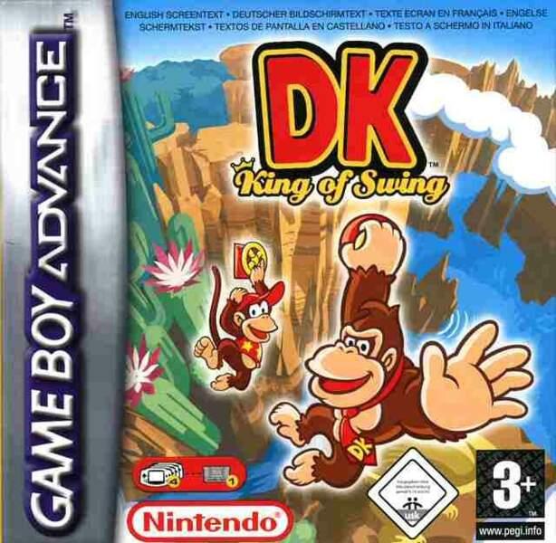 Donkey Kong : King of Swing - Game Boy Advance (2005)