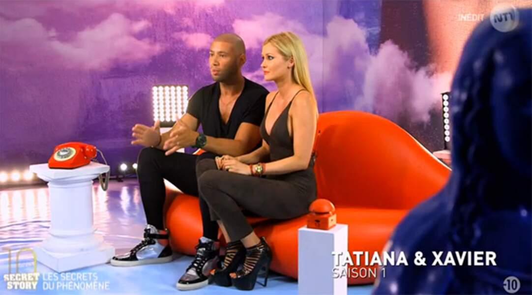 Xavier et Tatiana viennent de fêter leurs 10 ans de vie commune.