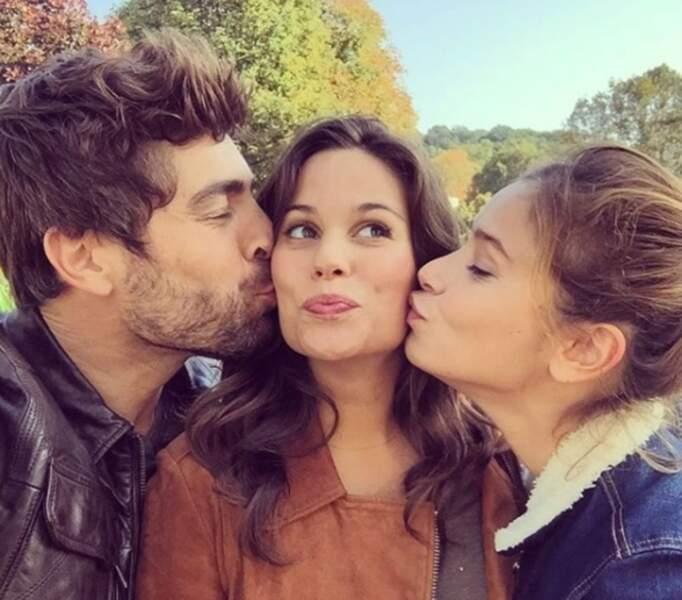 En plein tournage de la saison 8 de Clem, Lucie Lucas a annoncé une heureuse nouvelle : sa troisième grossesse !