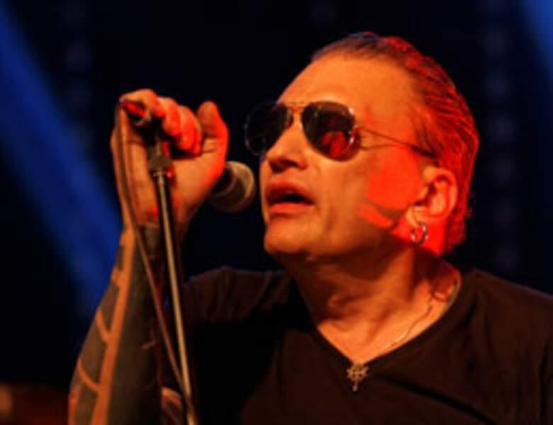 Daniel Darc (ex-chanteur du groupe Taxi Girl) est décédé le 28 février 2013