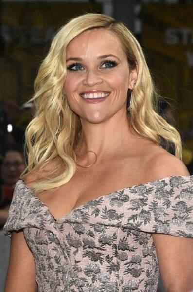 """""""Reese"""" est le troisième prénom de Laura Whiterspoon."""