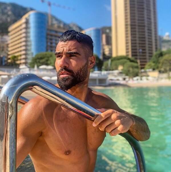 Loin de Sarah Lopez, Jonathan a pris du bon temps à Monte Carlo...