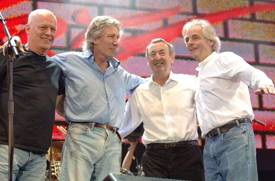 50. Pink Floyd (chanteurs)