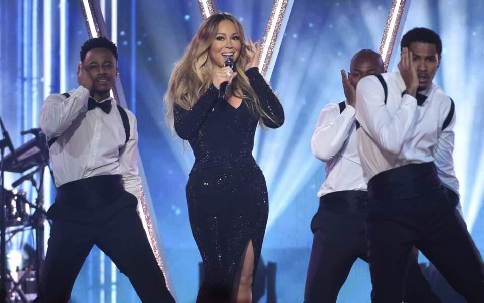 tout comme Mariah Carey