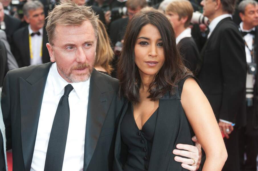 Somptueuse au bras de Tim Roth, à Cannes en 2012 !