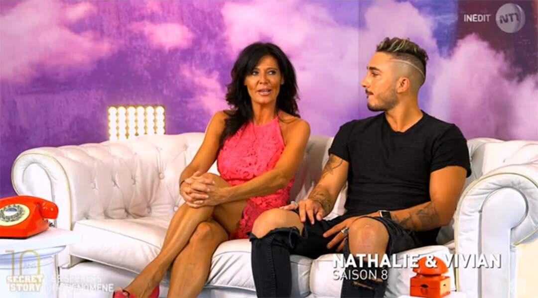 Nathalie et Vivian ont finalement rompu