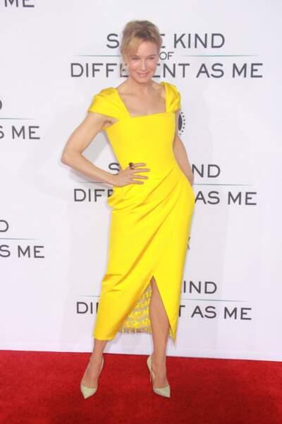 Enfin, Renée Zellweger sera au casting de What if, dans le rôle d'une femme dangereuse et puissante