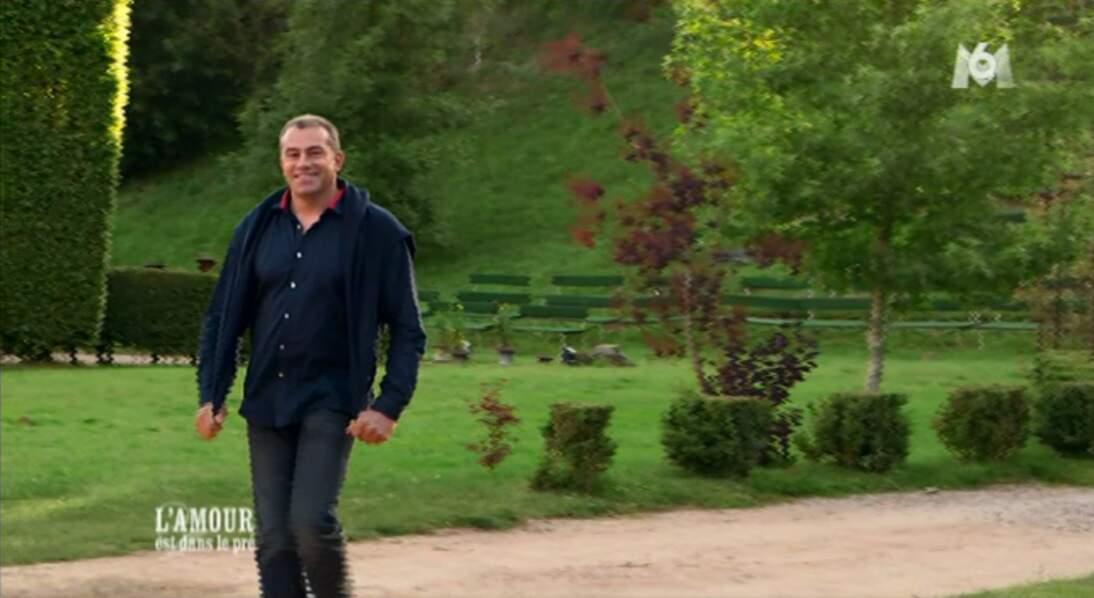 Denis, qui avait abandonné l'aventure, est venu rendre visite à ses potes agriculteurs !