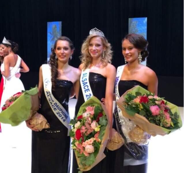 Miss Alsace 2014, Alyssa Wurtz