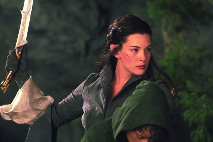 Que devient Liv Tyler, l'elfe Arwen ?