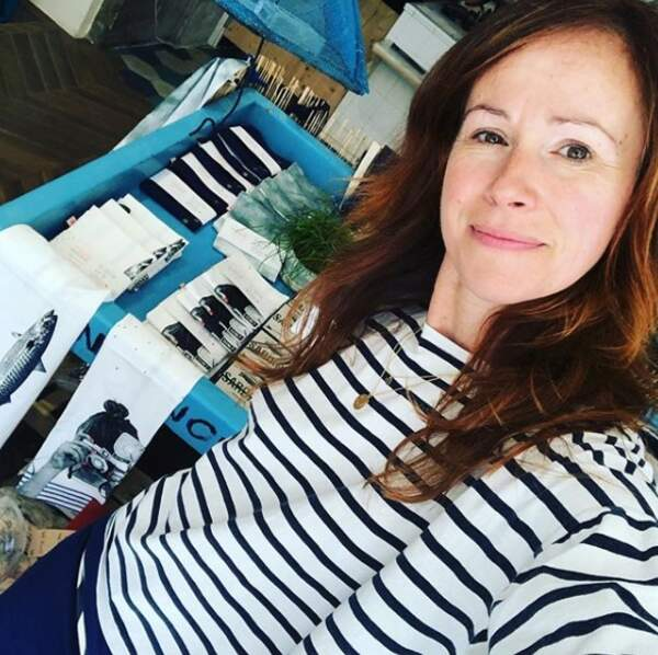 Sophie Ferjani, sans maquillage et sans Stéphane Plaza