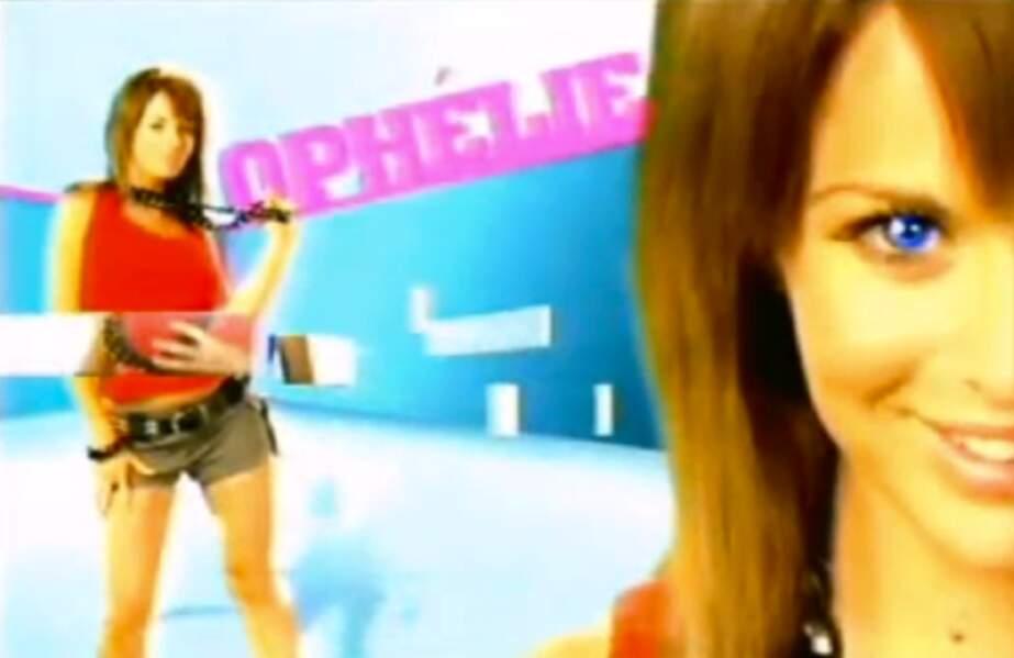 """Ophélie (Saison 1). Son secret : """"Je suis playmate"""""""