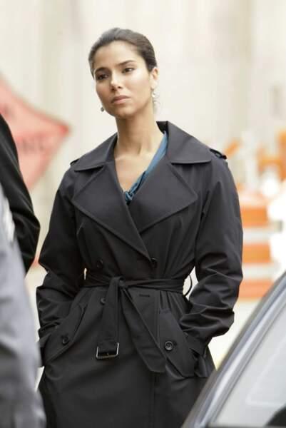 Roselyn Sánchez alias Elena Delgado dans la saison 7 de FBI : Portés Disparus