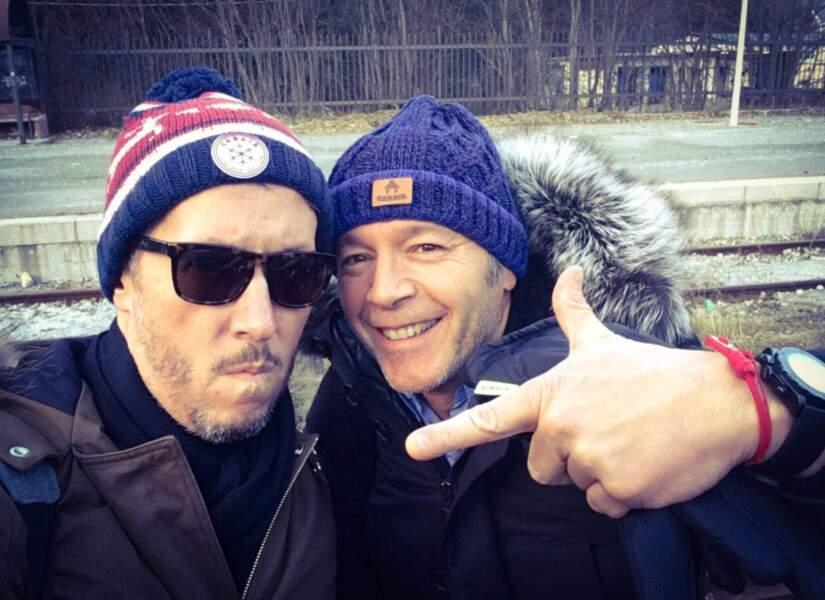 Jean-Luc Lemoine et Jean-Michel Maire se lancent dans le rap...
