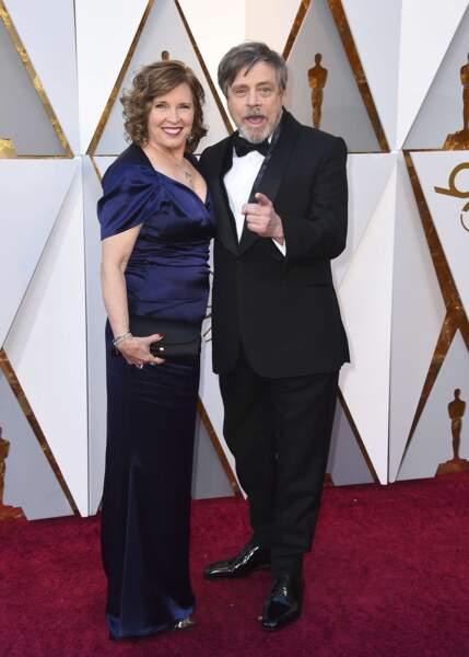 Luke Skywalker et sa femme