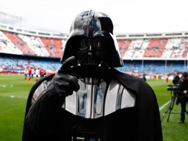 Ribéry roucoule, Dark Vador assiste à un match de foot : les insolites sport