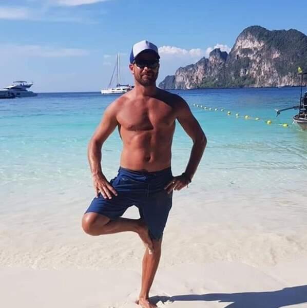 Sur Instagram, Greg partage de nombreux clichés de ses vacances